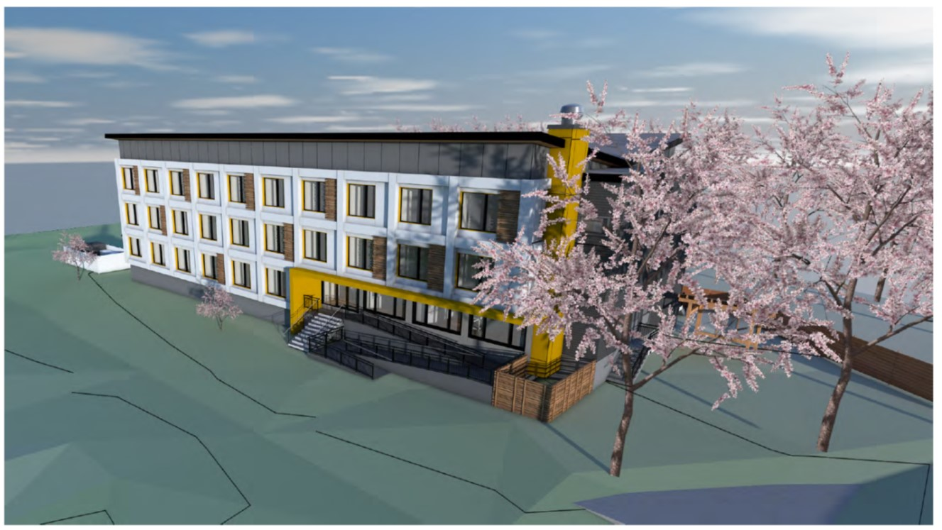 Breaking down barriers: modular housing tenants integrating into their communities