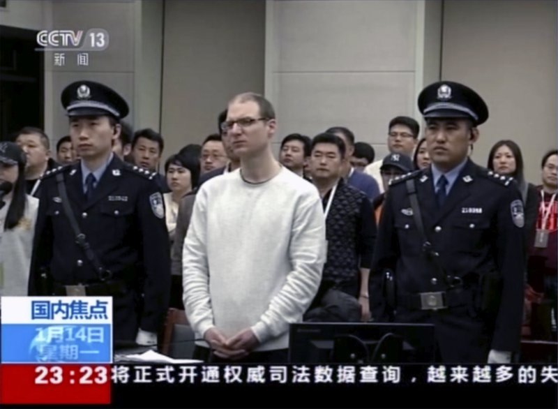U.S., European diplomats support Canada in Chinese court death-penalty appeal
