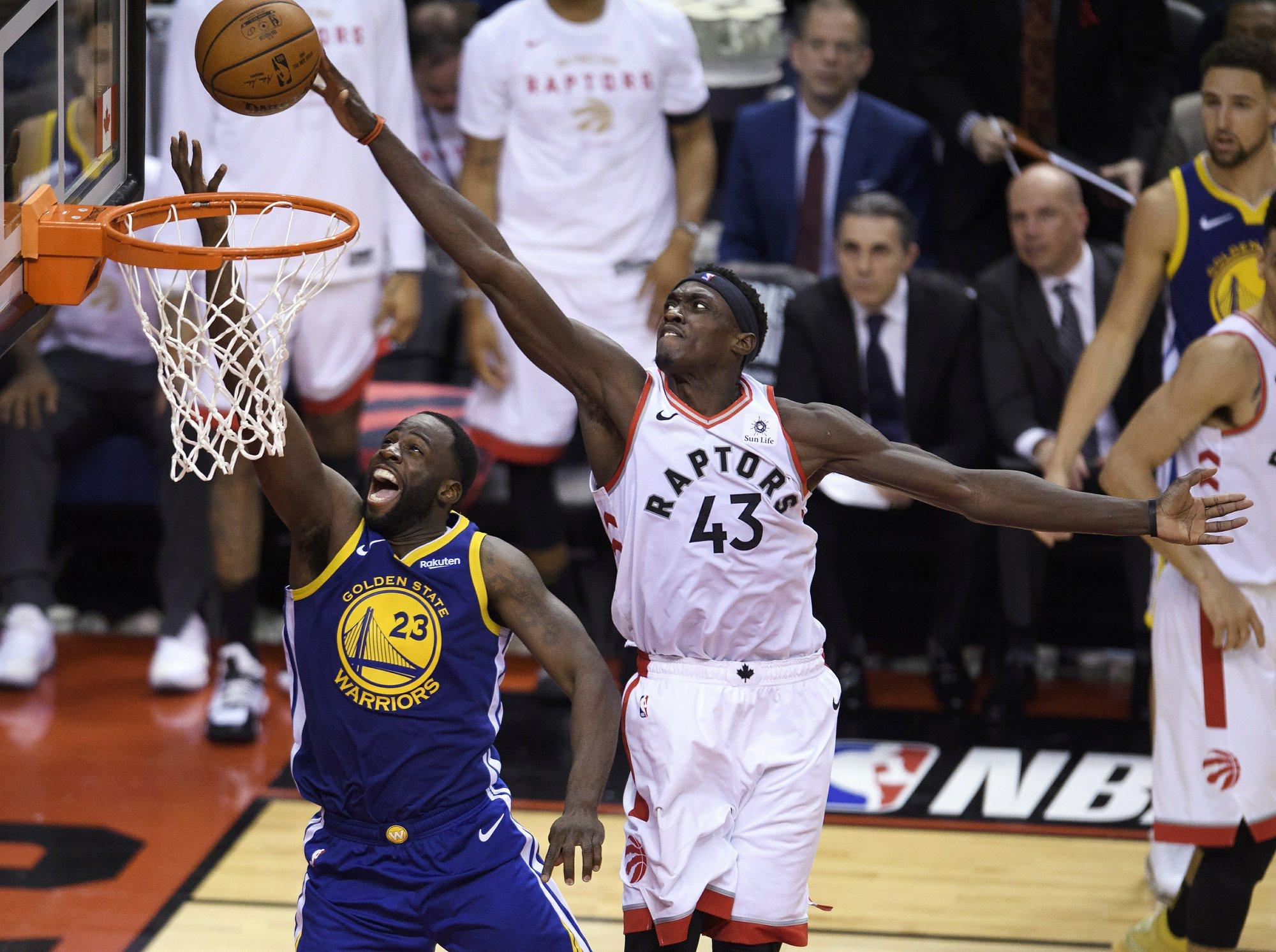 Toronto Raptors Win Game 1 Of Nba Finals News 1130
