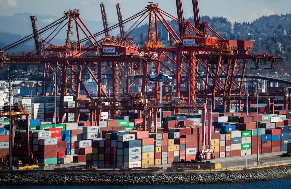 Port of Vancouver sets records, but future uncertain