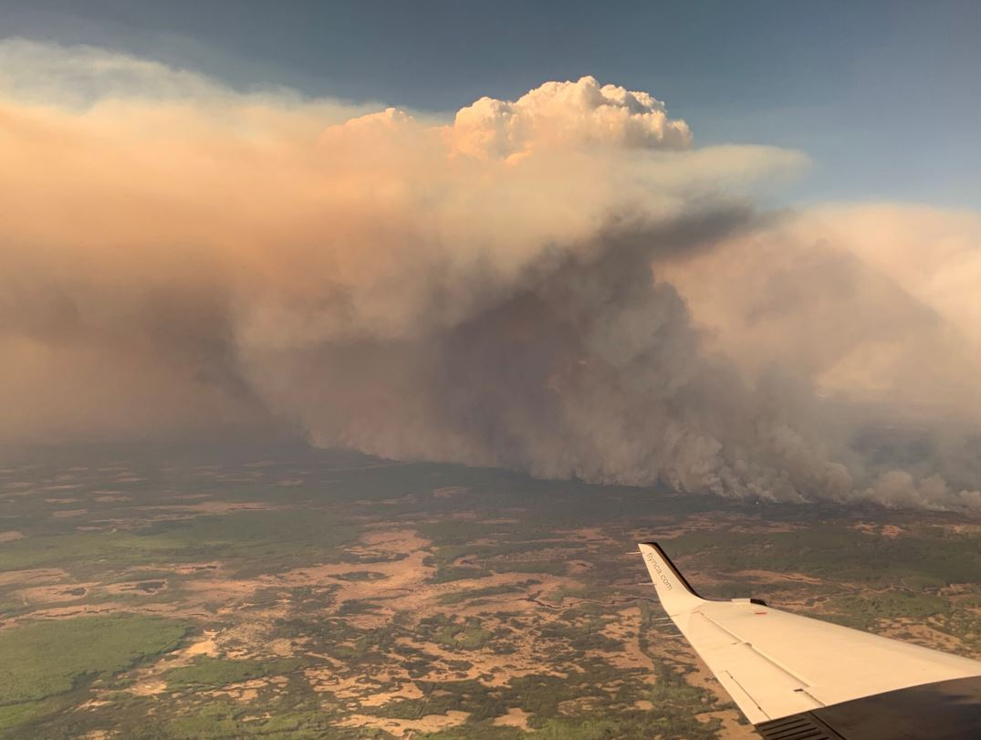 High Level wildfire highest on 'intensity scale': Premier Kenney