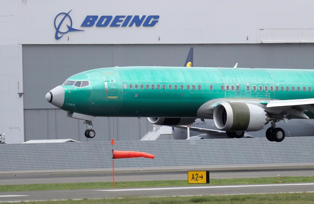 Airline group chief: Boeing jet won't return before August