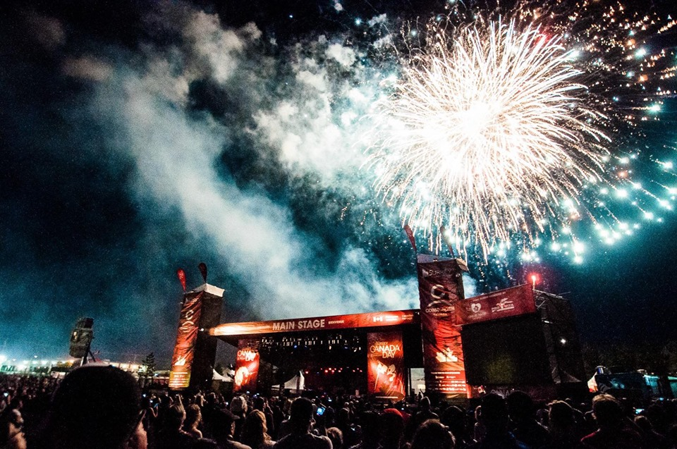 Our Lady Peace, Bif Naked, a rodeo and fireworks: get ready for