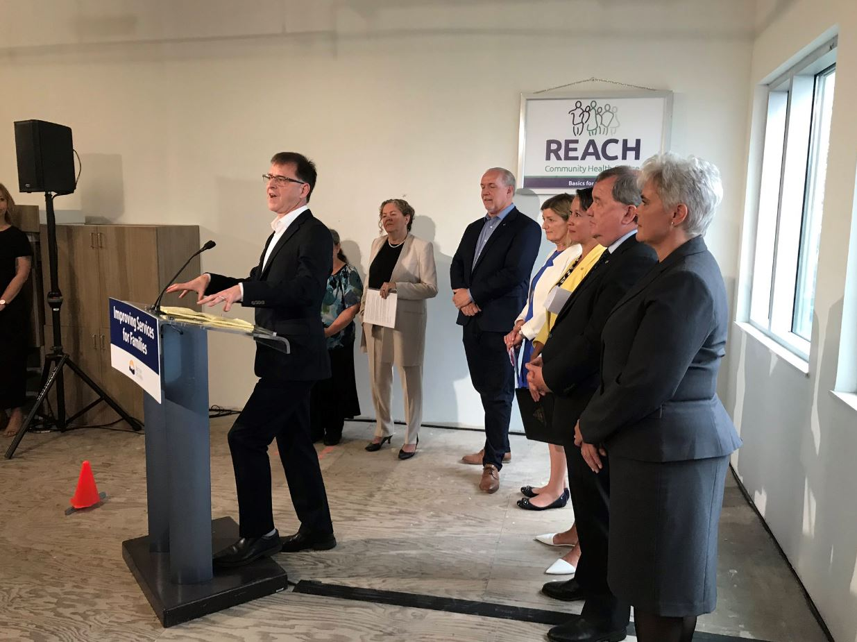 Province announces new urgent care centre in East Vancouver