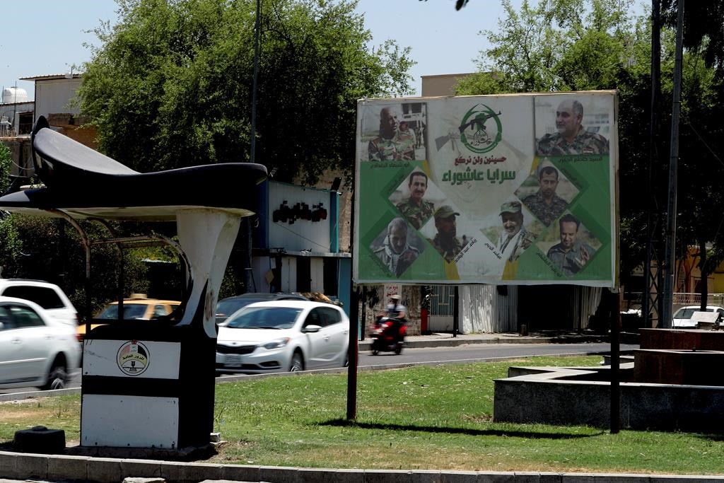 Iraqi PM takes a gamble with move on Iran-backed militias
