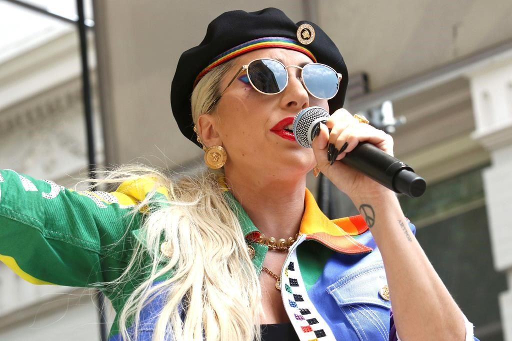 Lady Gaga funding classroom projects in cities impacted by mass