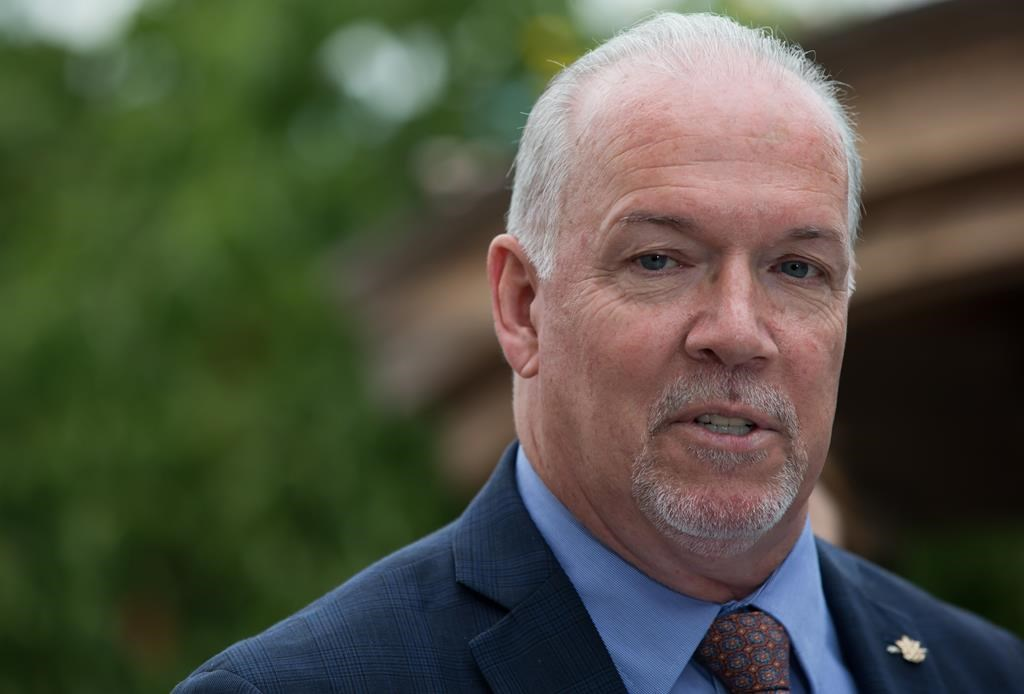 Support still strong for Horgan's NDP, but there's room for growth, poll finds