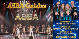 ABRA Cadabra - A Tribute To ABBA in Surrey @ Bell Performing Arts Centre