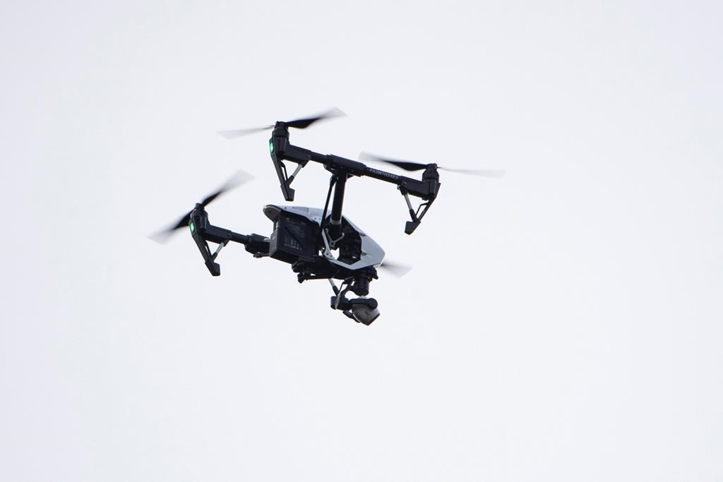 VPD buys drone fleet, says they won't be used for surveillance