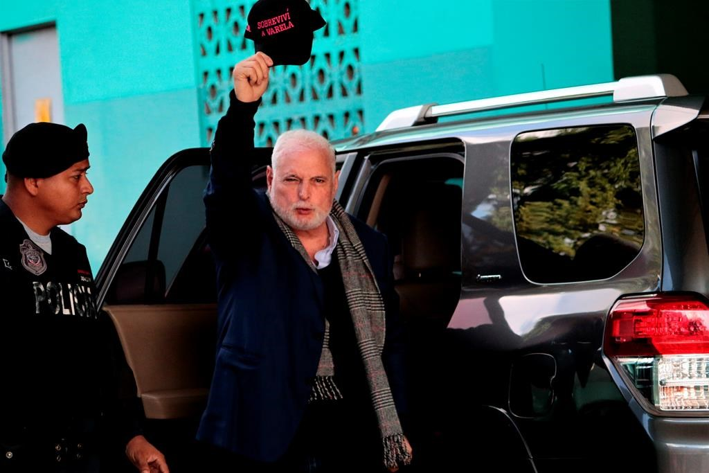 Panama ex-president found not guilty of political espionage