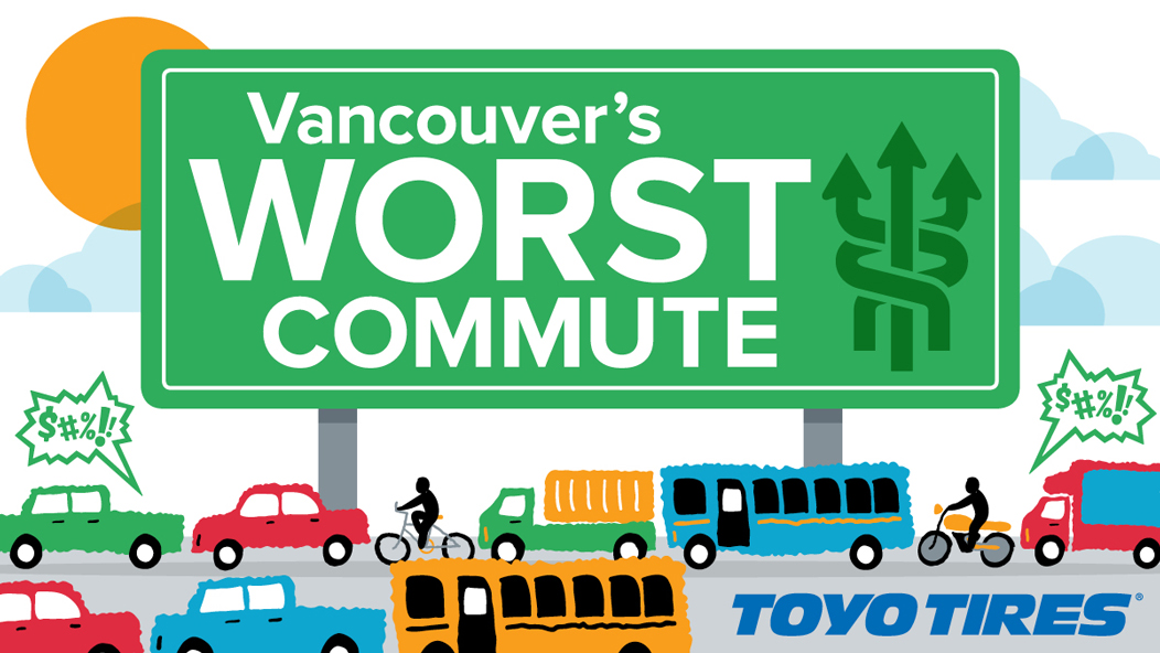 Mission woman wins grand prize in Vancouver's Worst Commute contest - CityNews Vancouver