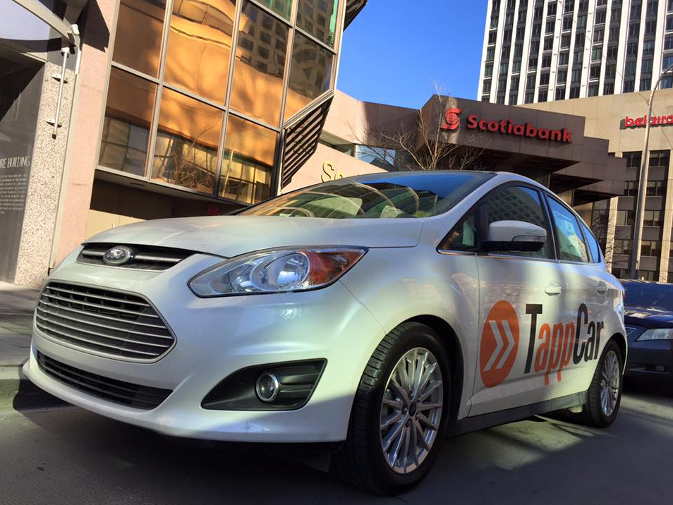 Edmonton-based TappCar first ride-hailing company to apply to operate in B.C.