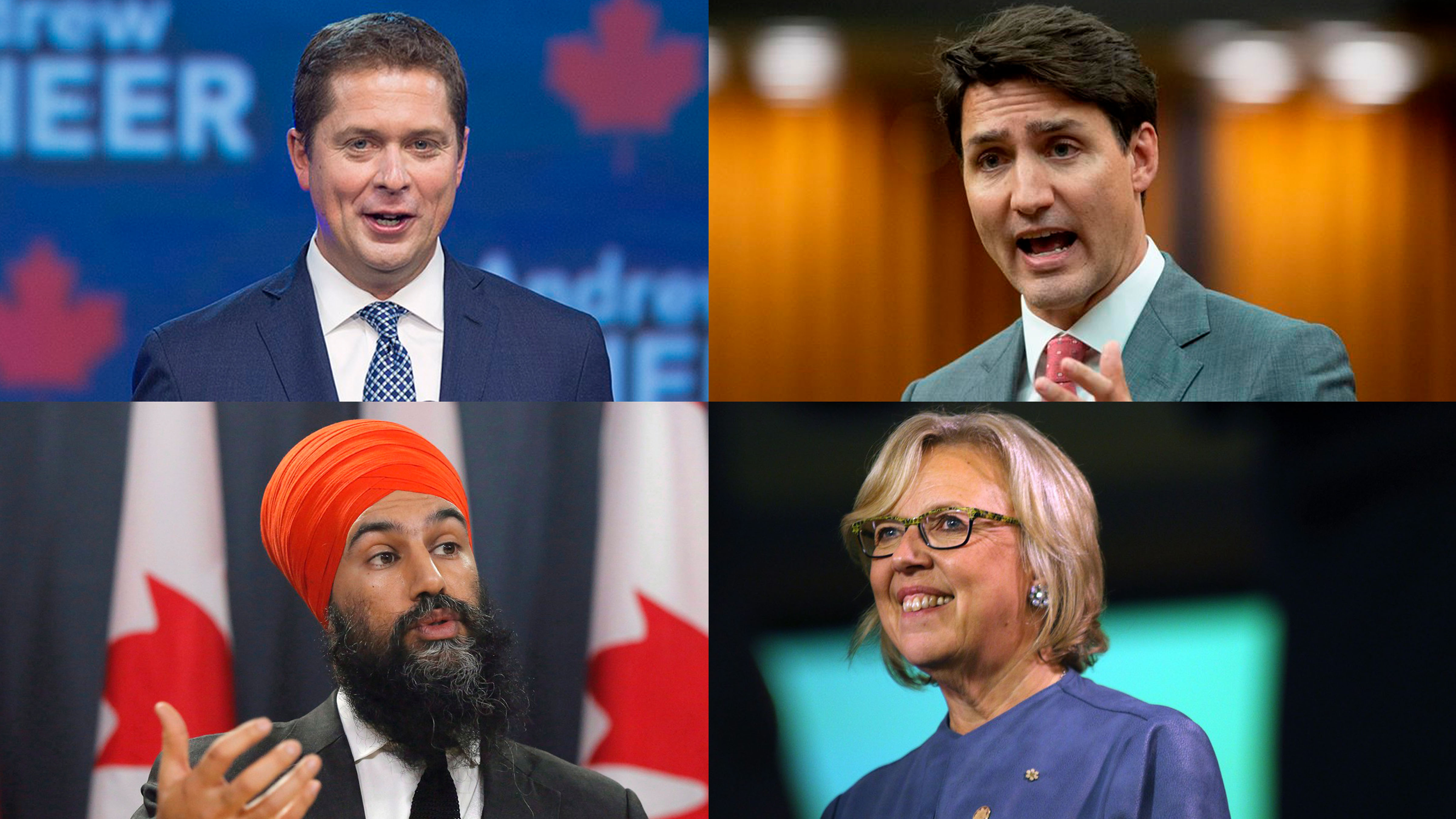 Election day: A look at the biggest battlegrounds across Canada