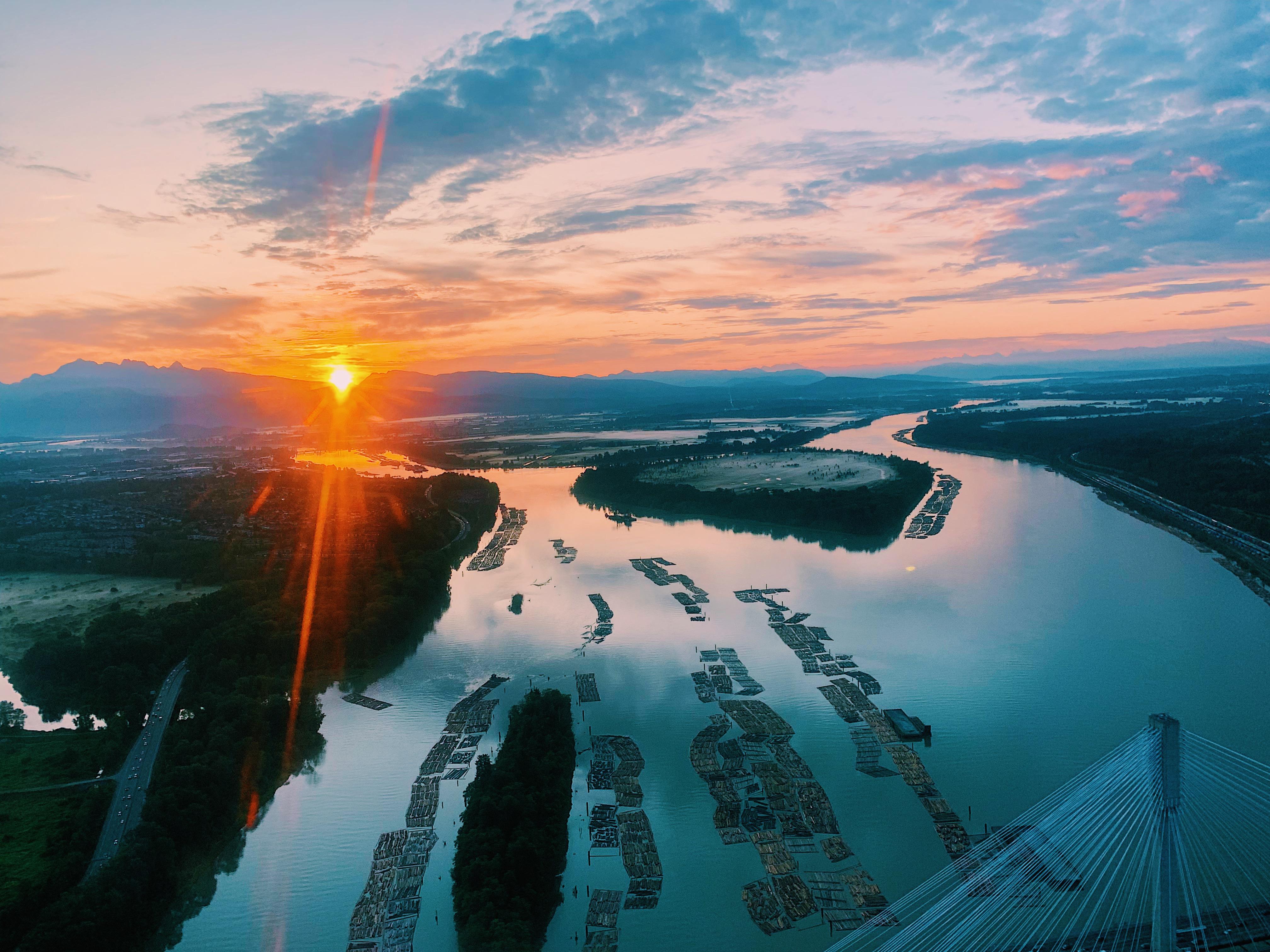 Langley Township bracing for peak of Fraser River - NEWS 1130