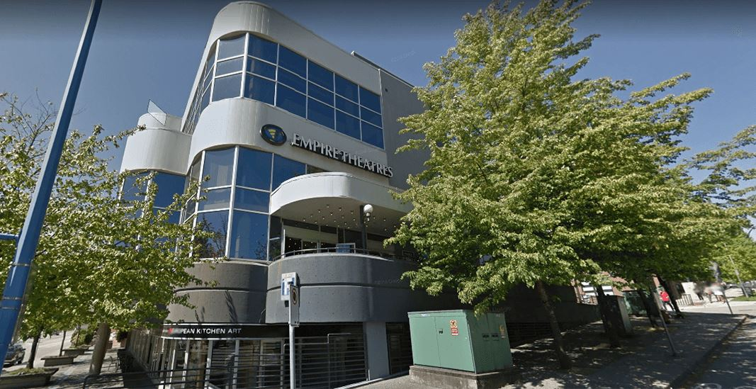 Rental suites and retail proposed for site of former Empire Theatres in North Vancouver