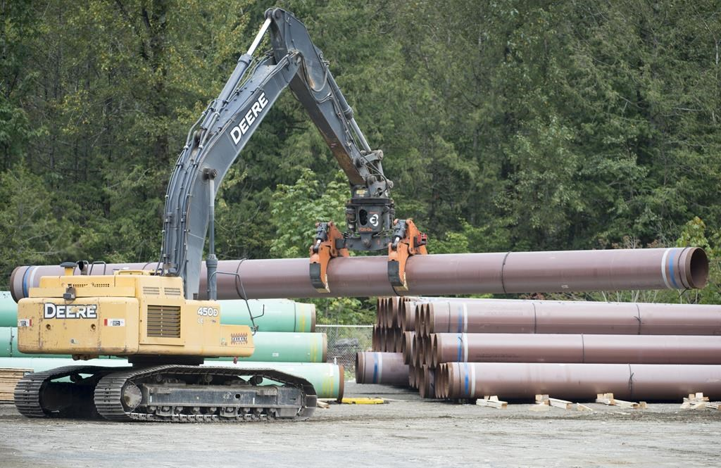 Court rules half of new challenges to Trans Mountain