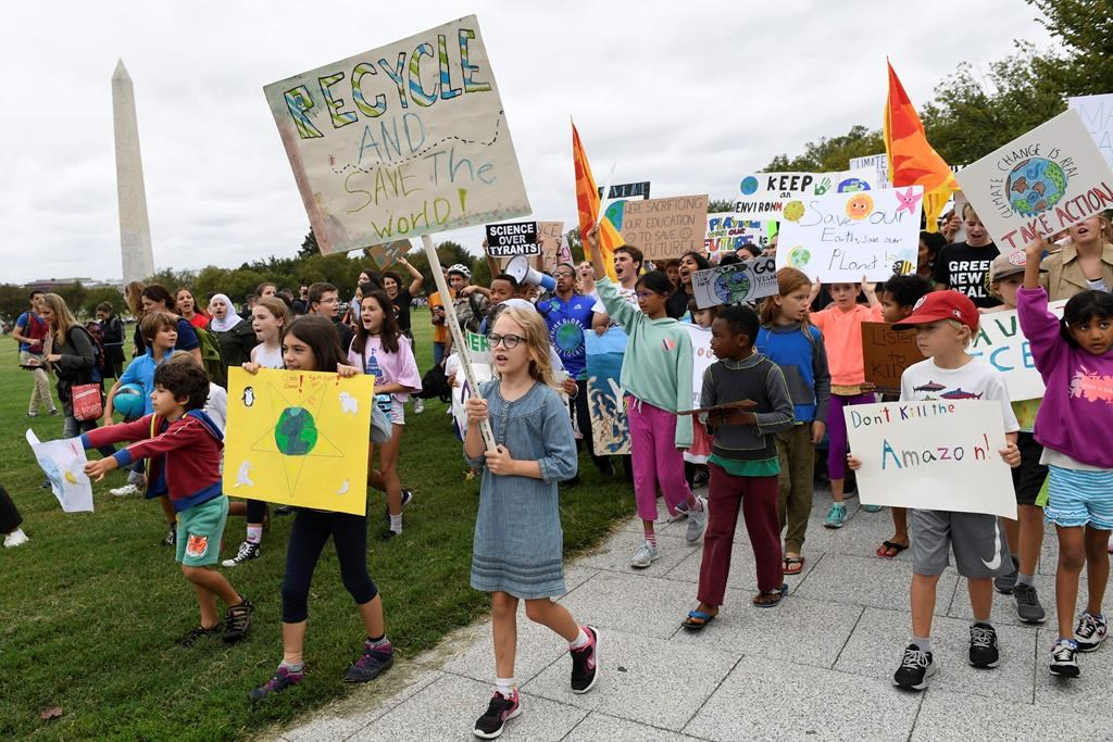 Seattle students protest superintendent's decision on Climate Strike