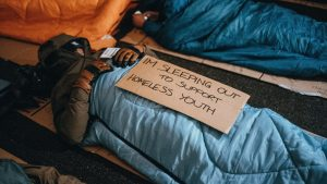 Sleep Out: Executive Edition @ Covenant House Vancouver