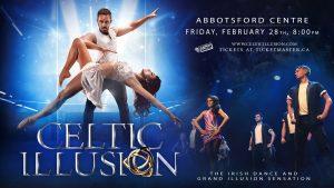 Celtic Illusion @ Abbotsford Centre