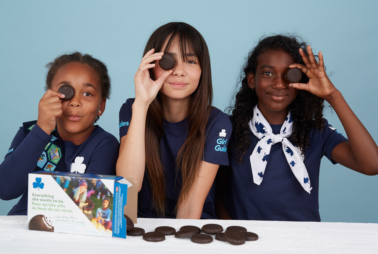 B.C. Girl Guides return in-person cookie sales - NEWS 1130