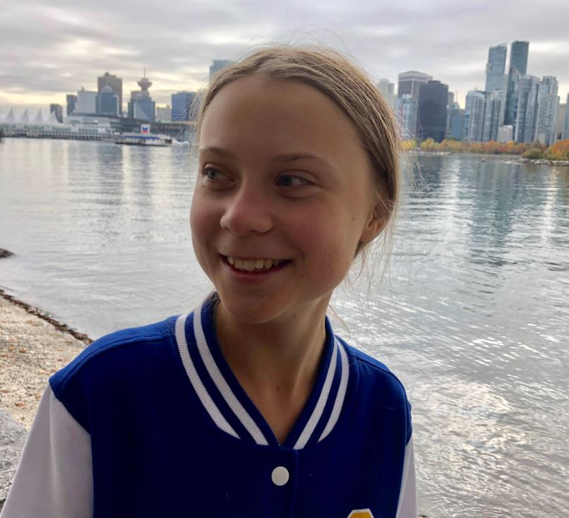 Vancouver youth climate activists expect tens of thousands for protest featuring Thunberg