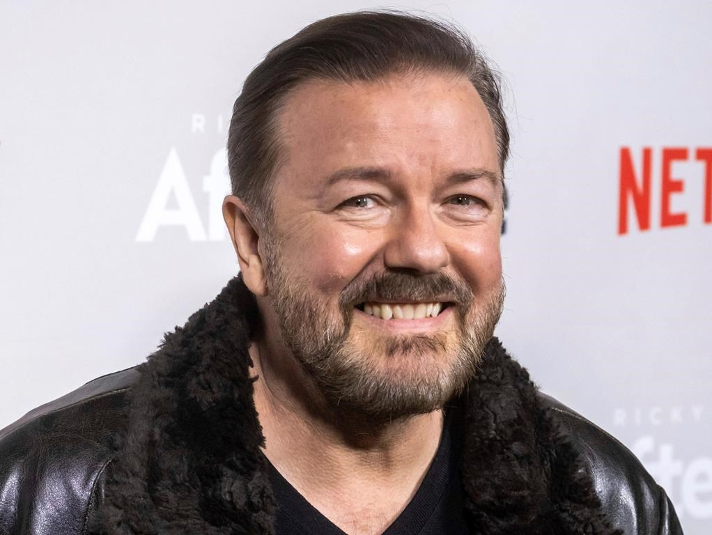 You could have a pint of Ricky Gervais' tears