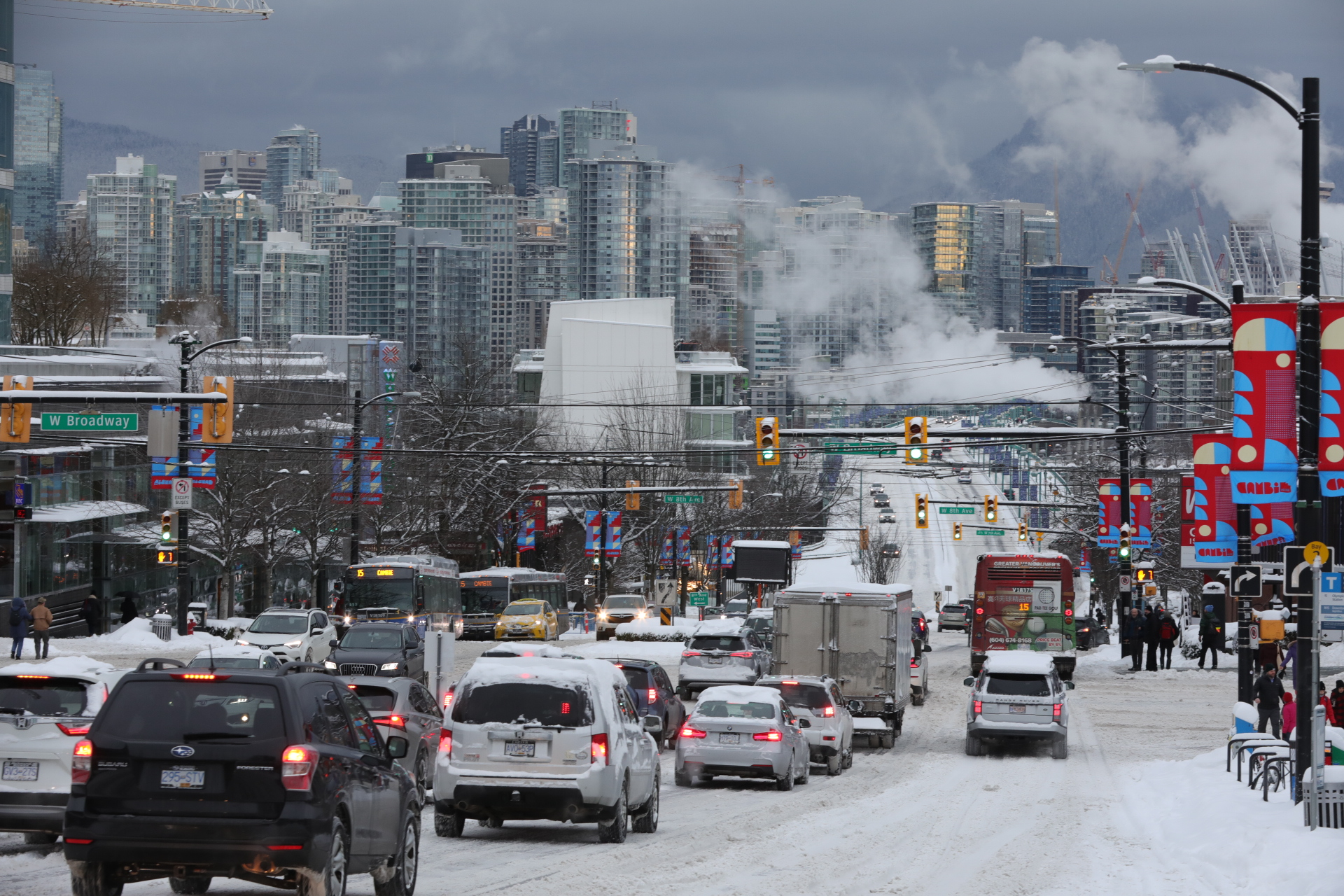 South Coast recovering from wicked weather, but still some flurries to come