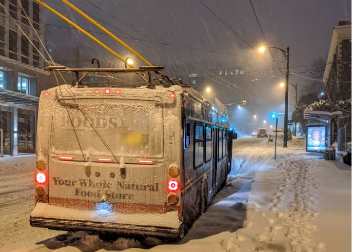 TransLink expects delays as system gets back to normal after winter storm
