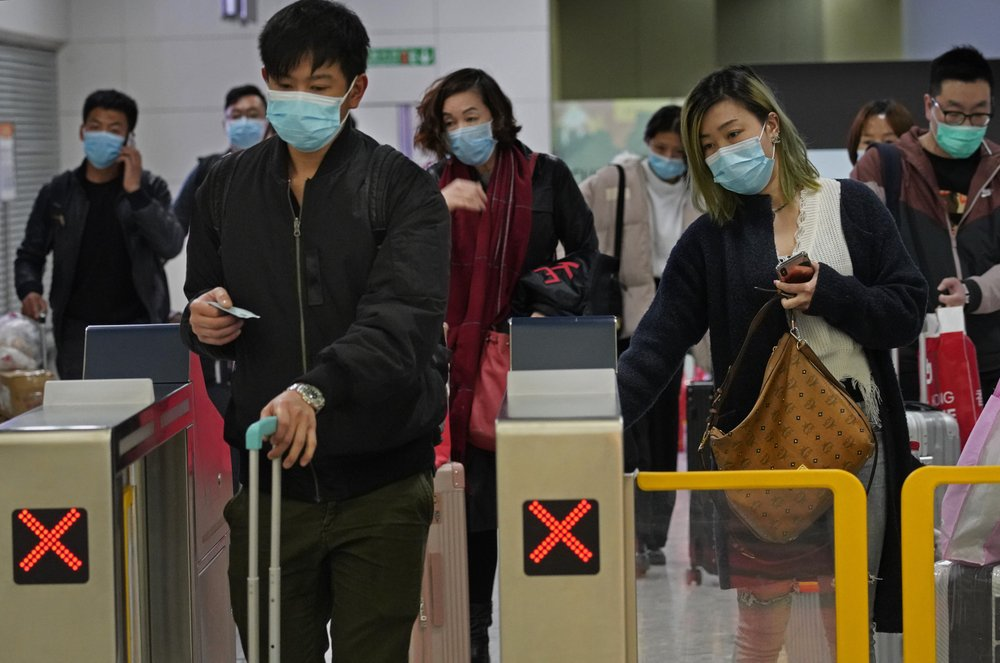 Airlines suspend flights, extraction efforts in the works as Wuhan coronavirus infects thousands
