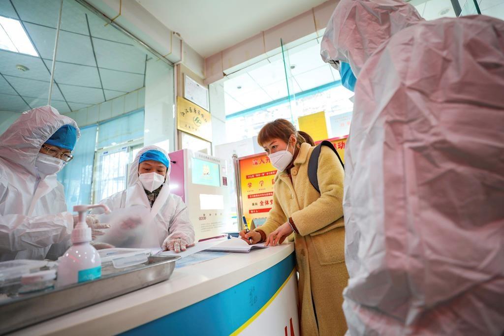 First B.C. case of coronavirus confirmed