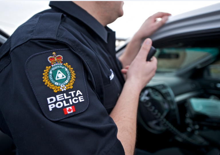 Drivers not being stopped over social distancing: Delta Police - NEWS 1130
