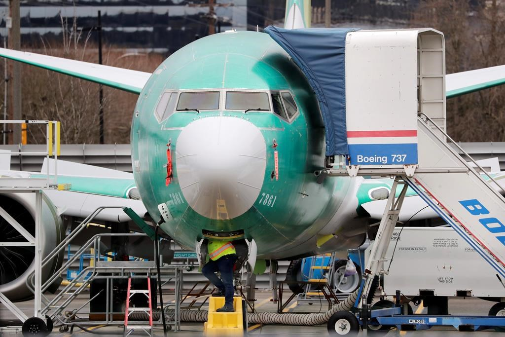 Boeing temporarily closes Washington state factory over coronavirus risks