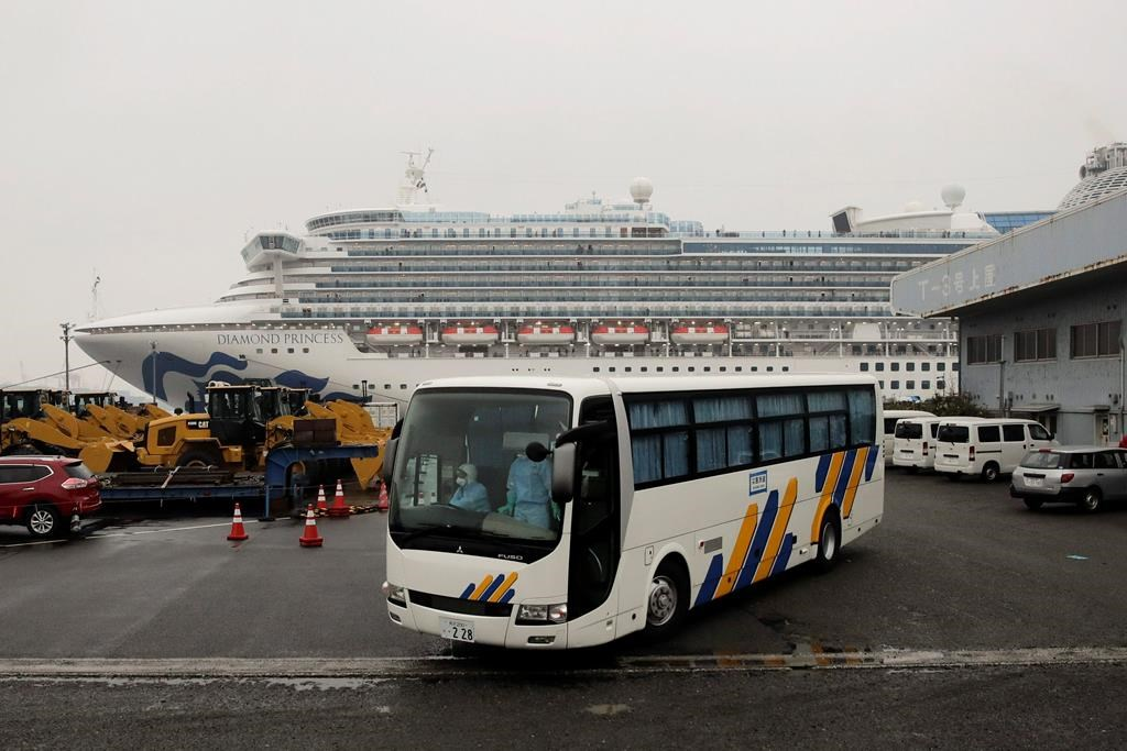 Coronavirus Outbreak: Nearly 500 Passengers to Leave Quarantined Japan Ship on Wednesday
