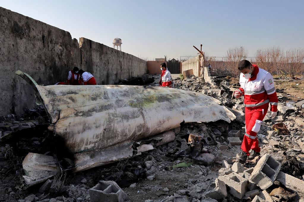 Covid 19 Presents New Challenges For Families Of Iran Plane Crash Victims News 1130