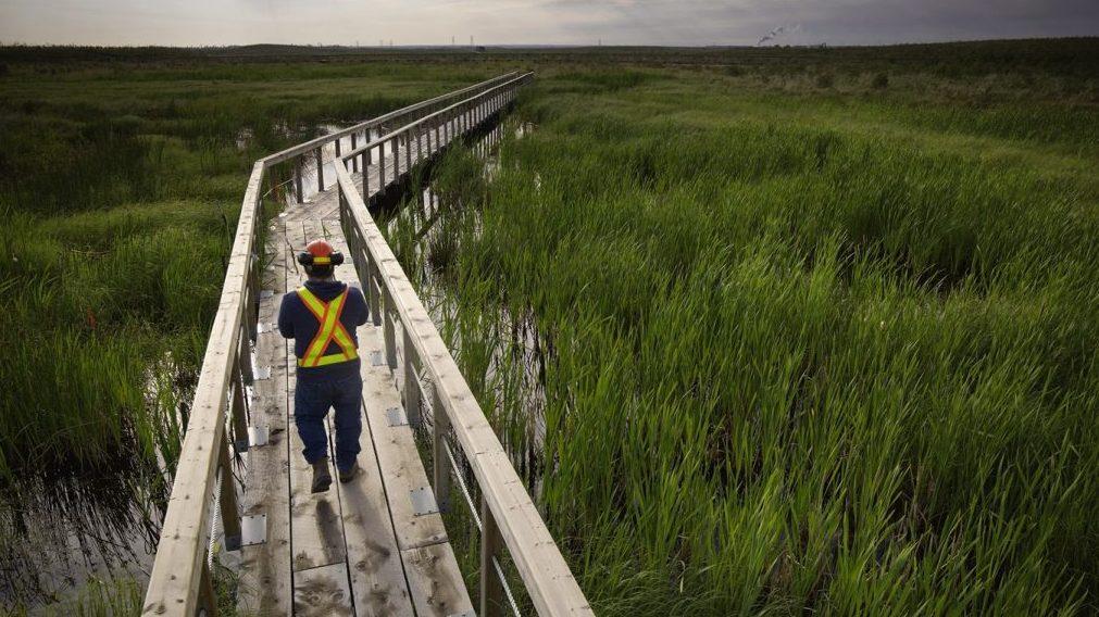 One Woman Hopes For Culture Change In Oilfields Following Greta
