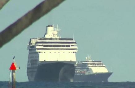 Australia: Virus-stricken cruise ship faces police probe