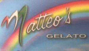 Matteo's Gelato