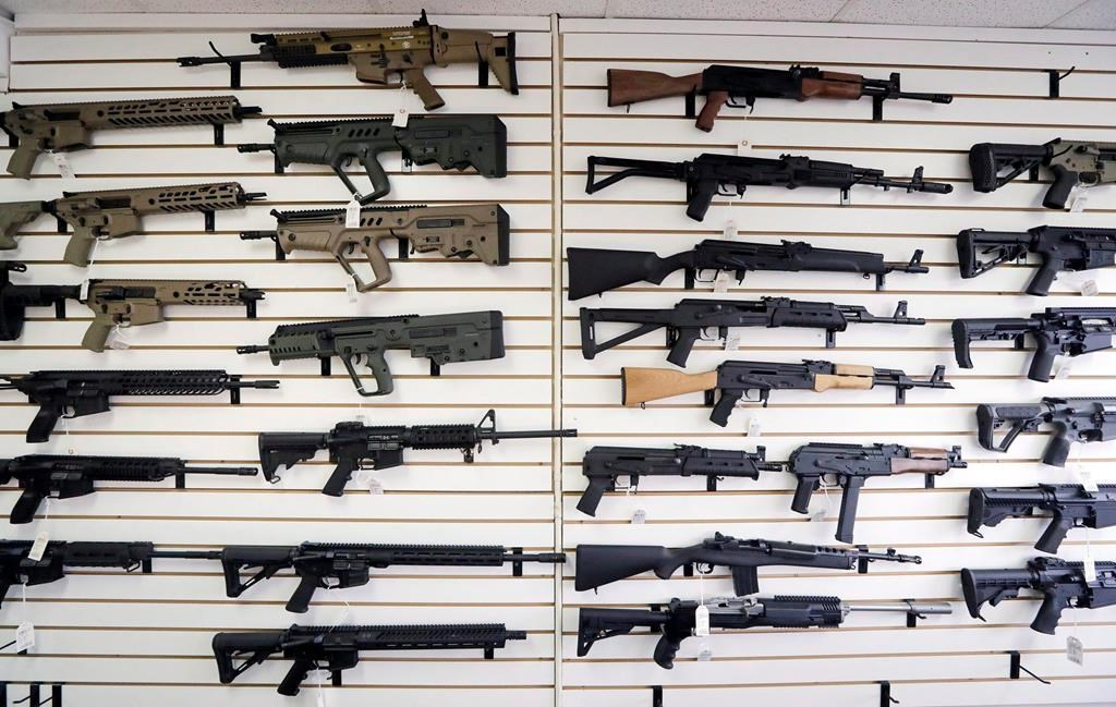 Canada introduces new gun buy-back program as firearms legislation tabled