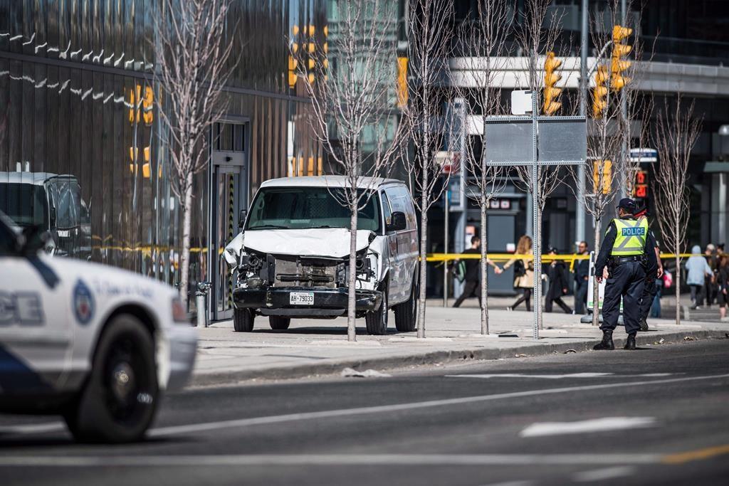 Toronto van attack: Minassian guilty of killing 10 people