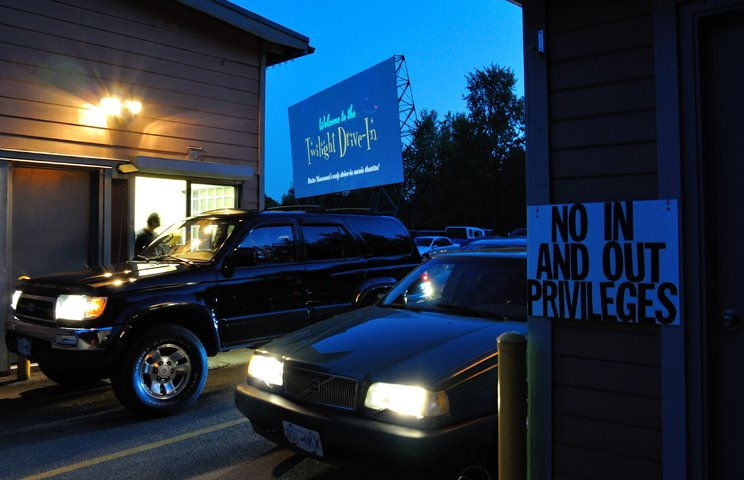 'Contradictory and backwards': Langley drive-in wants province to back off