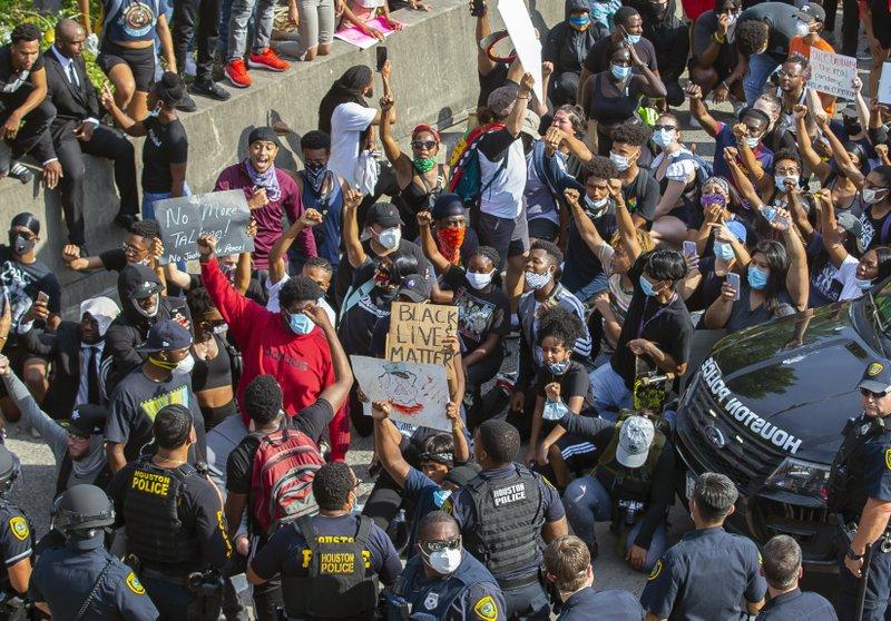 houston protest - photo #8