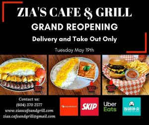 Zia's Cafe & Grill