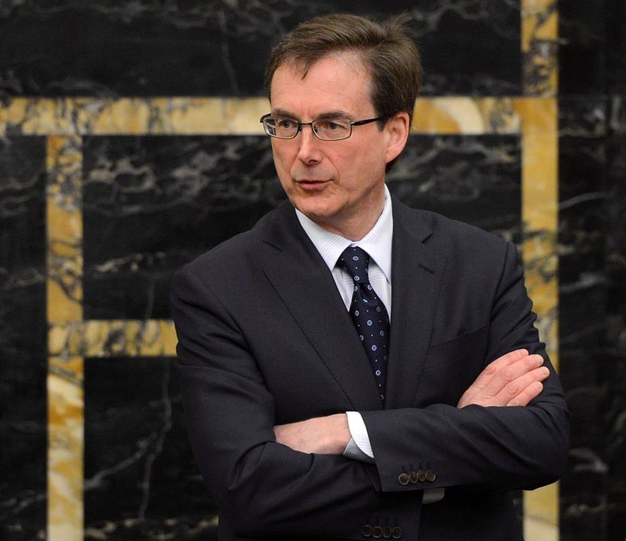 Ottawa names Tiff Macklem new Bank of Canada governor