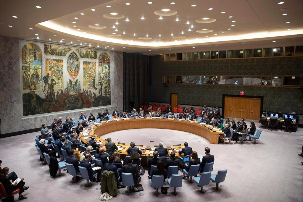 United Nations members vote today on Ireland's Security Council bid
