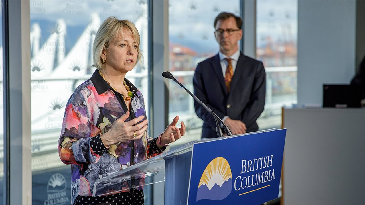 B.C. could relax COVID-19 restrictions, announcement coming Monday