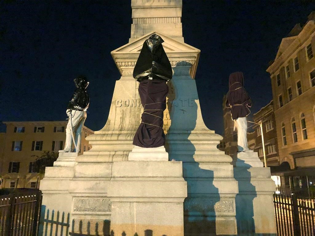 Va. gov. announces plans to remove confederate statue of Robert E. Lee