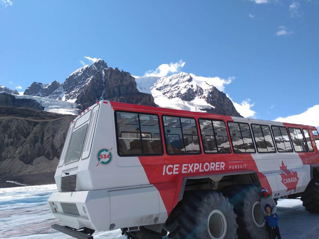 RCMP say three dead in glacier bus rollover in Rockies