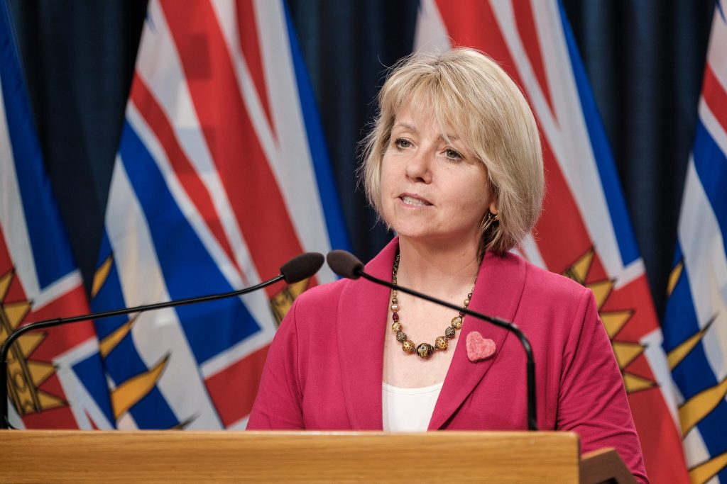 B.C. records seven COVID-19 related deaths, nearly 550 new infections