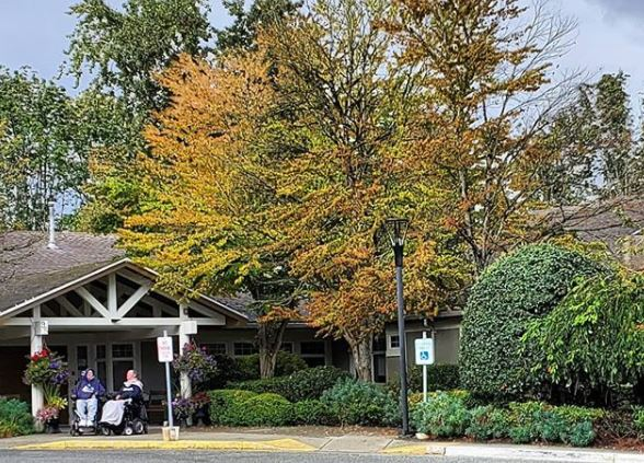 COVID-19 outbreak declared at New Westminster care home - NEWS 1130