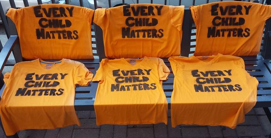 Surrey hospital worker told to take off orange shirt worn for Indigenous children